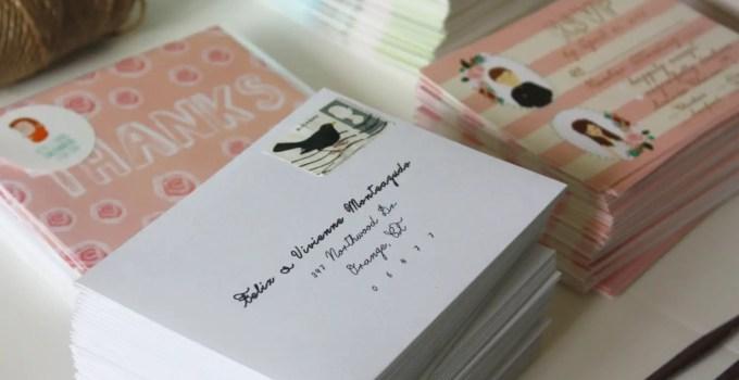 return address wedding invitations ask emmaline