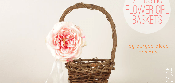 rustic-flower-girl-baskets