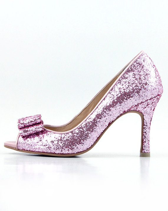 sparkly wedding shoes ammie joyce emmaline