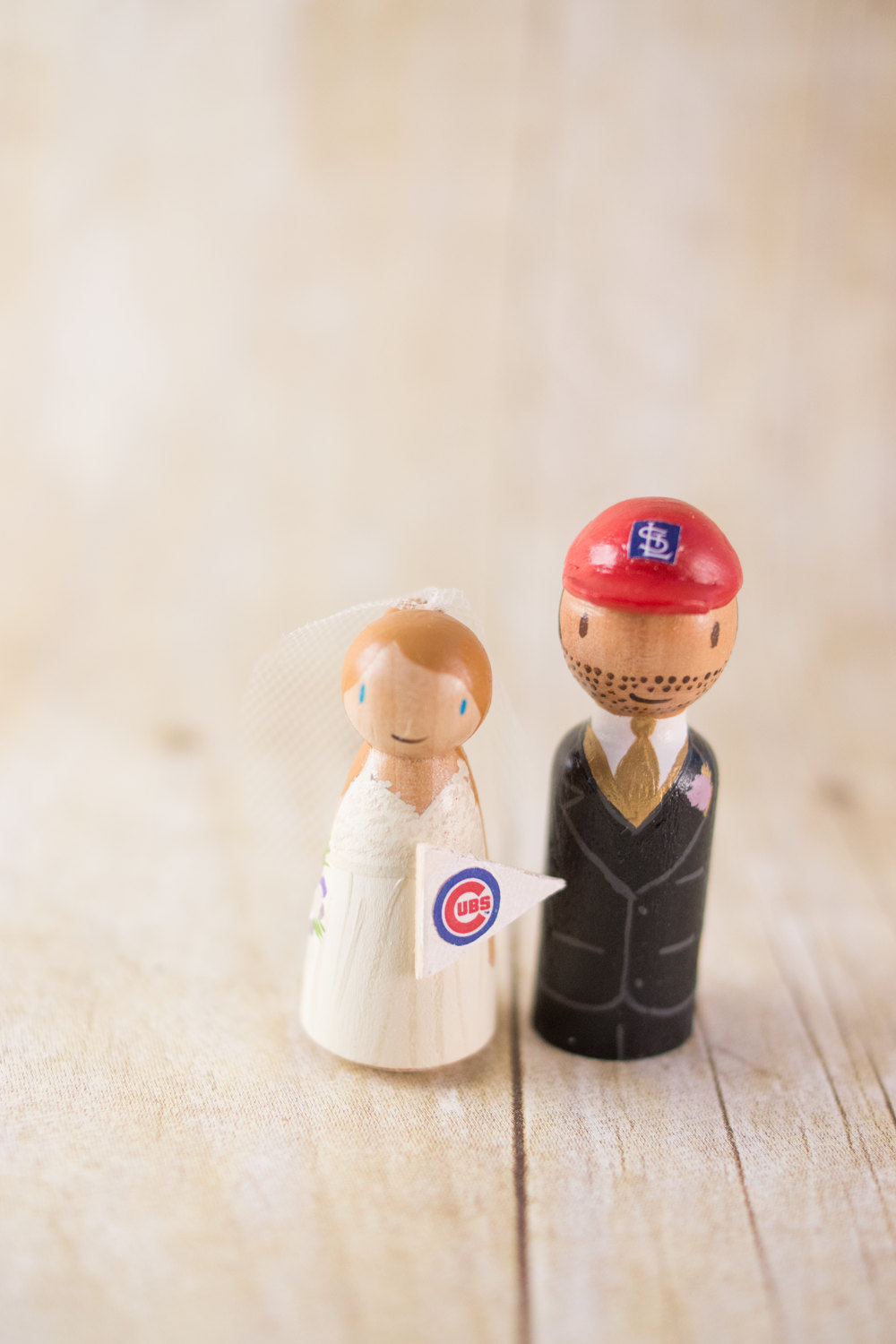 sports cake topper by lovebirds goods