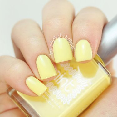 tart yellow polish