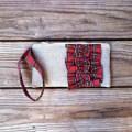 christmas wedding tartan plaid purses