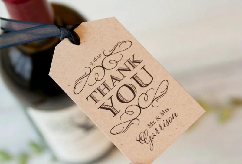 handmade wedding favor tags | via http://emmalinebride.com/favors/handmade-wedding-favor-tags/