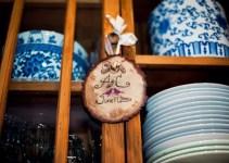 tuscaloosa-wedding-rustic-wood-slice-initials-wedding-hanging-china-cabinet