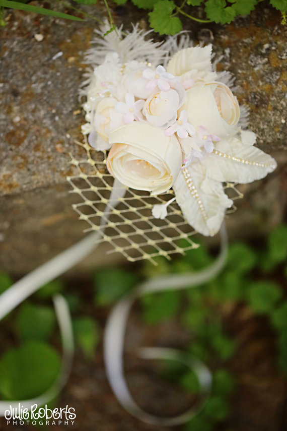 boho wedding headband by all for love by gina