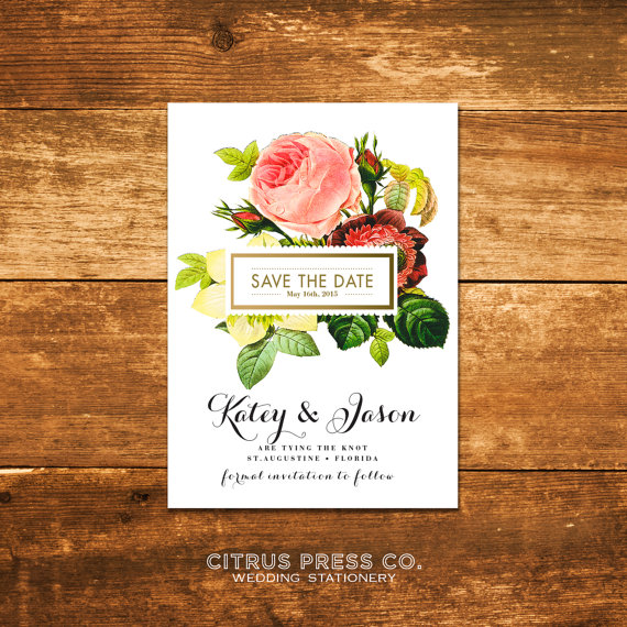 vintage-rose-save-the-dates-postcard