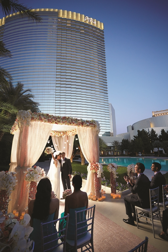 Plan a Las Vegas Wedding - Ceremony