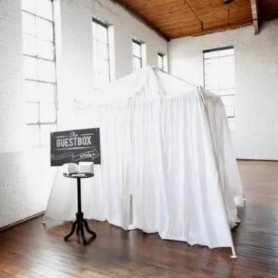 Wedding Video Booth