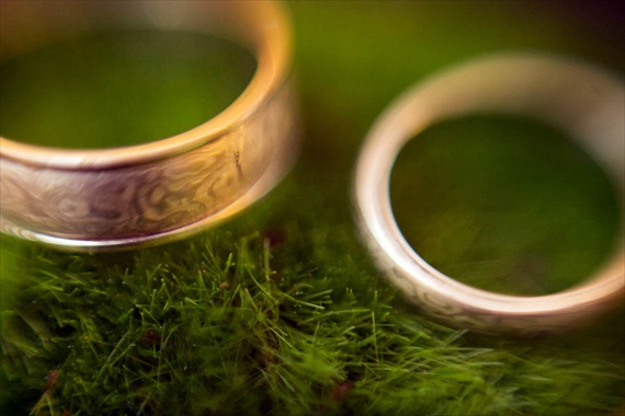 wedding ring close detail - Liriodendron Mansion Wedding