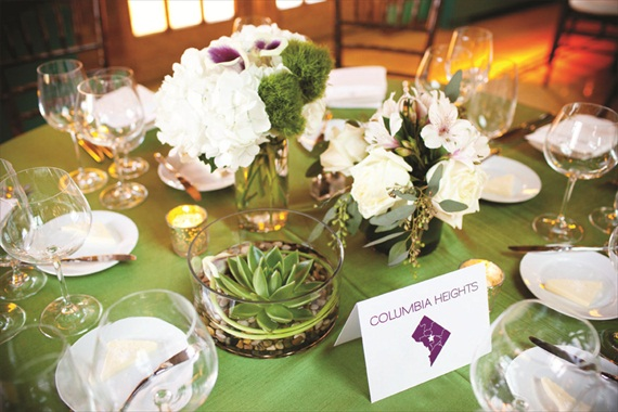 Wedding Table Name Ideas (via EmmalineBride) photo by amanda hein