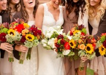 yellow-orange-bouquets