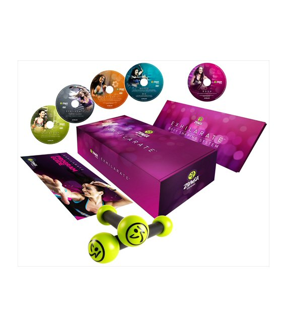 Top 20 Fitness Accessories (via EmmalineBride.com): #4 Zumba!