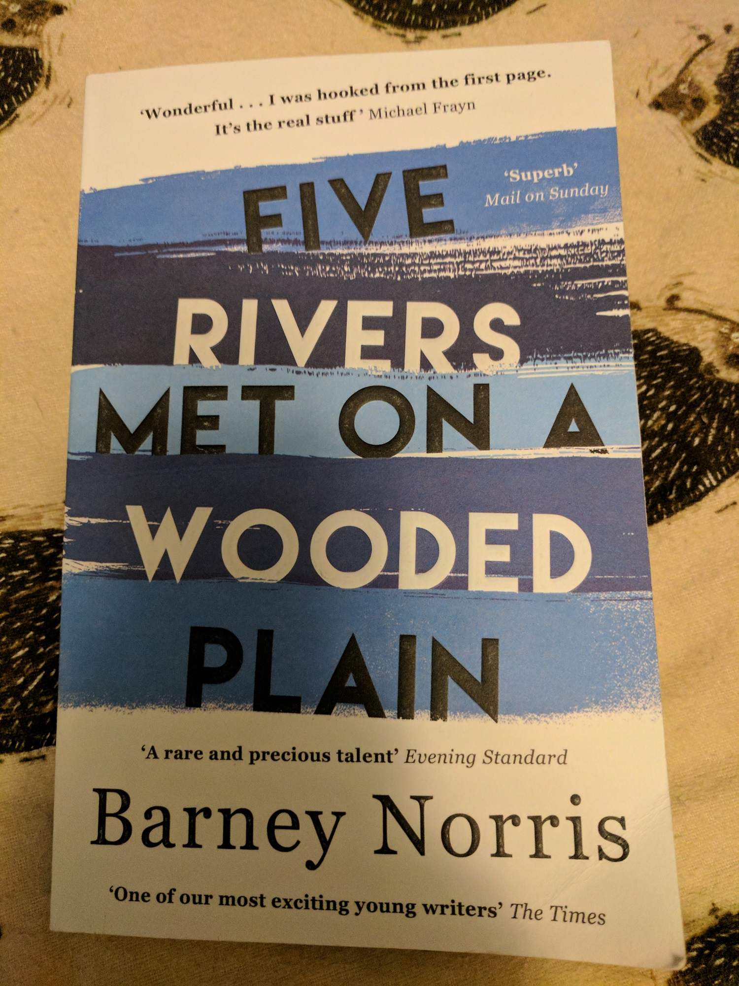 Five Rivers Met on a Wooded Plain
