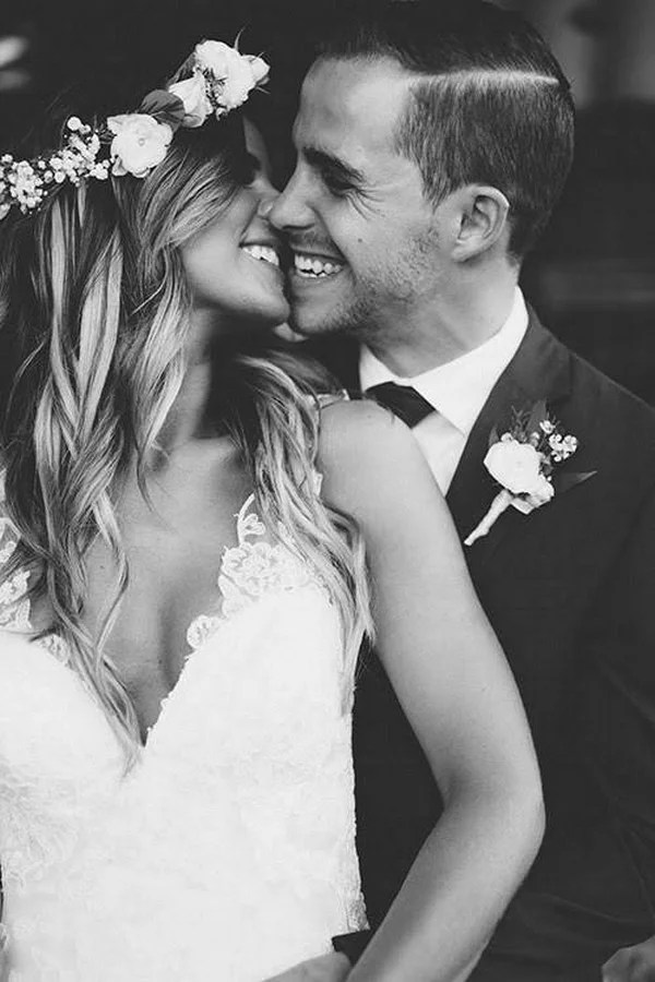 Hochzeitsfoto Ideen 20 Romantic Bride And Groom Wedding Photo Ideas - Page 3
