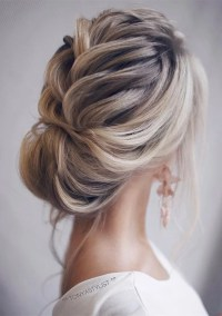 12 So Pretty Updo Wedding Hairstyles from TonyaPushkareva ...