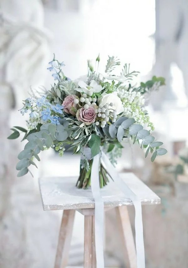 Natural Colors For Roses 25 Brilliant Wedding Bouquets For Spring Summer 2020