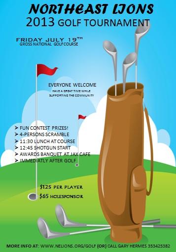 Free Golf Tournament Flyer Template \u2013 emmamcintyrephotography