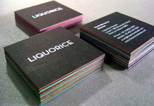 Thick Business Cards \u2013 emmamcintyrephotography