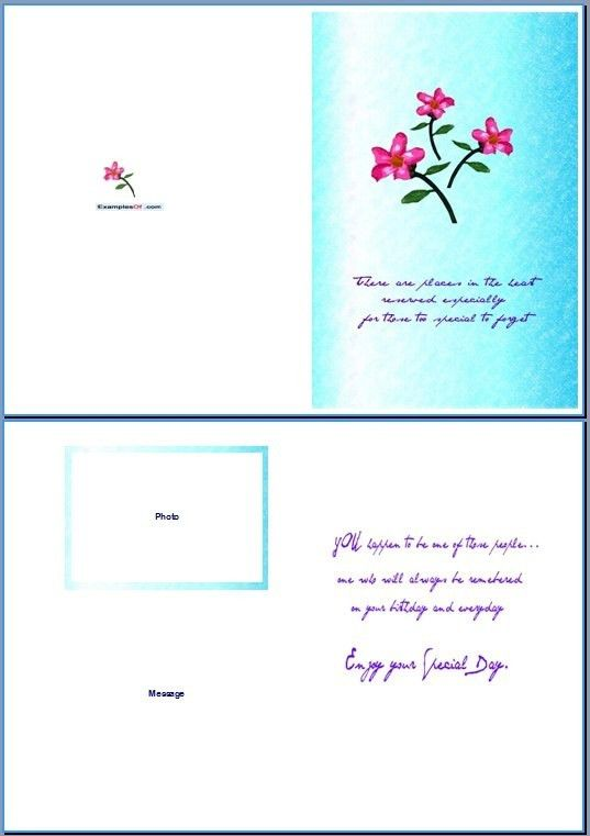 Birthday Card Template Word \u2013 emmamcintyrephotography