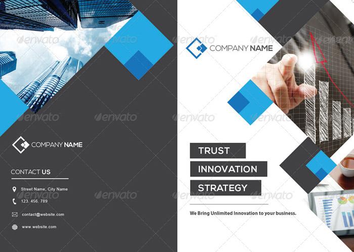 Corporate Brochure Design \u2013 emmamcintyrephotography