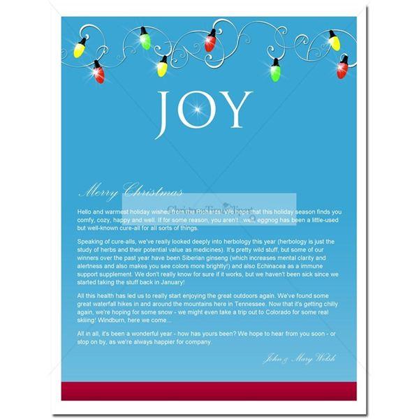 Free Christmas Newsletter Templates \u2013 emmamcintyrephotography