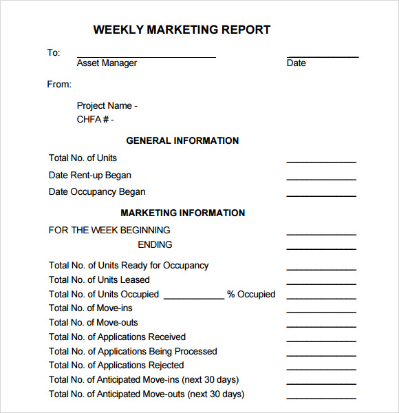 Marketing Report Example  2013 emmamcintyrephotography - marketing report sample