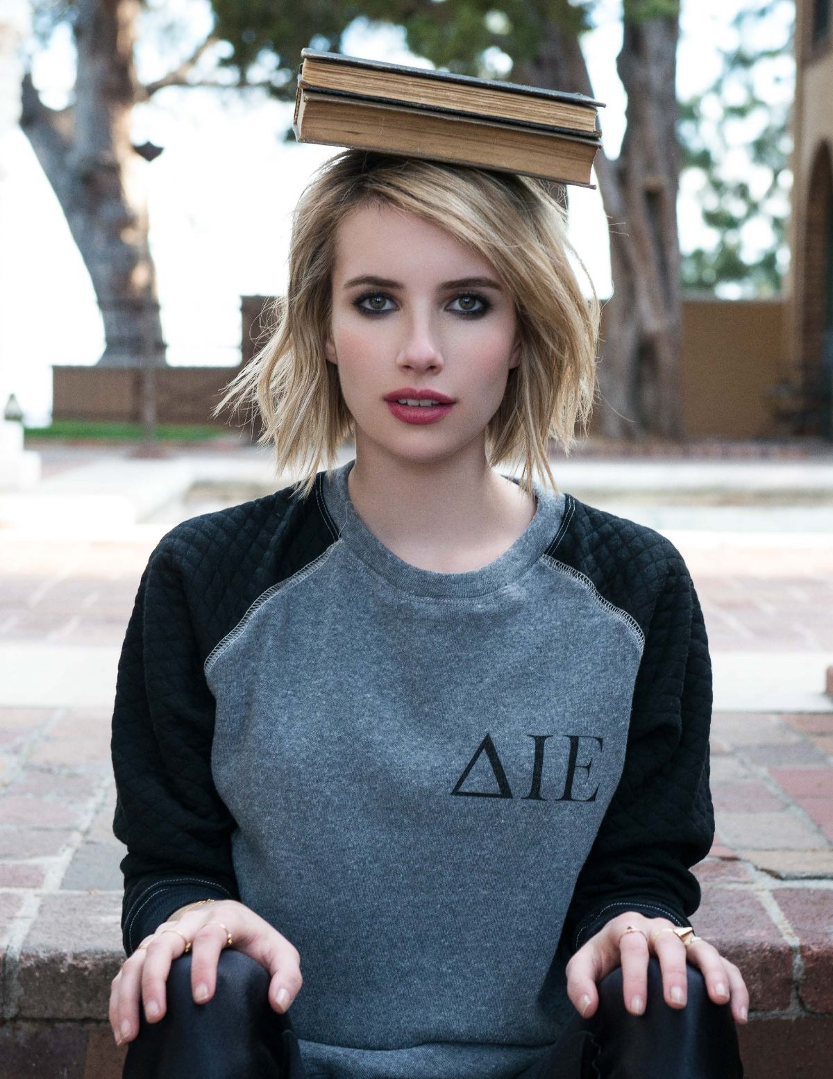American Horror Story Wallpaper Iphone Photoshoot 2014 16 Emma Roberts Fashion
