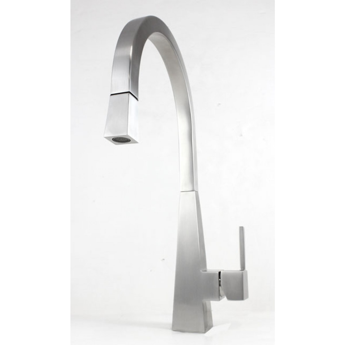 Imperial Faucets Ariel Imperial Design Lead Free Stainless Steel Single