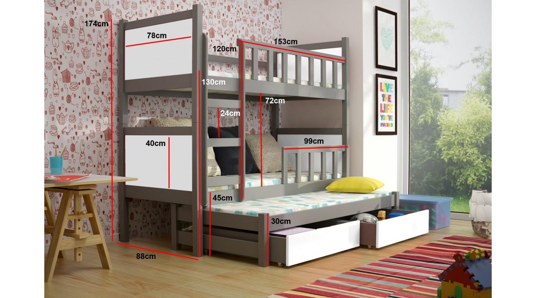 Etagenbett Abc Betten : Etagenbett kinderbett Öko das beste von bett tom