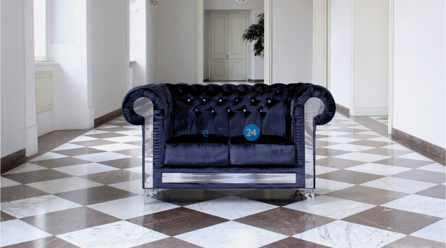 Couchtisch Passend Zu Chesterfield Chesterfield Glanz Set 321 Sofa Hocker Couchtisch Kollektion