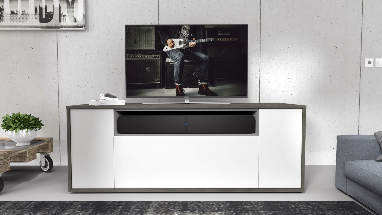 Stereo Meubel Soundbar Tv Meubel | Soundbar Tv Meubel Op Maat