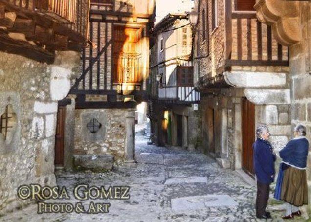 De la mañana Rosa Gómez Photo & Art