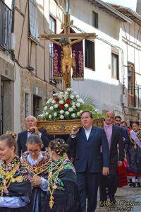 San Esteban de la Sierra 'Fiesta del Cristo 2016' © Rosa Gómez