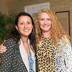 Emotional Health Life Coach Diana Deaver and Tish Voit Founder of Bliss Spiritual Co-op