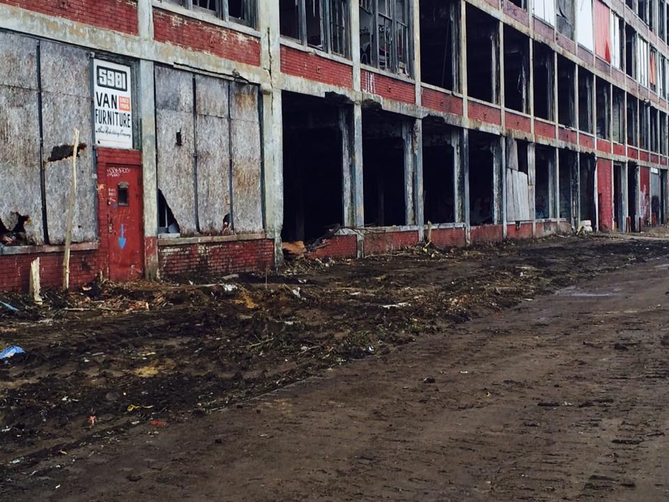 Interested in what's happening at the Packard Plant?