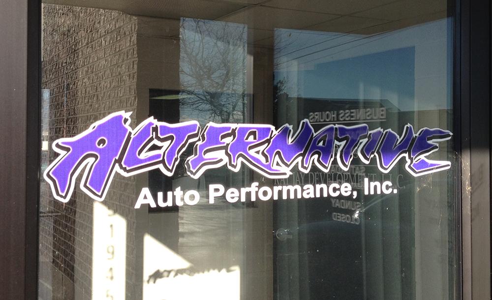 Local Business Spotlight - Alternative Auto Performance