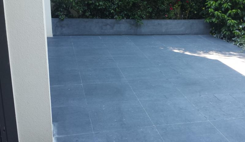 Dalle Exterieur Gres Cerame Renovation, Treatment And Maintenance Of Bluestone