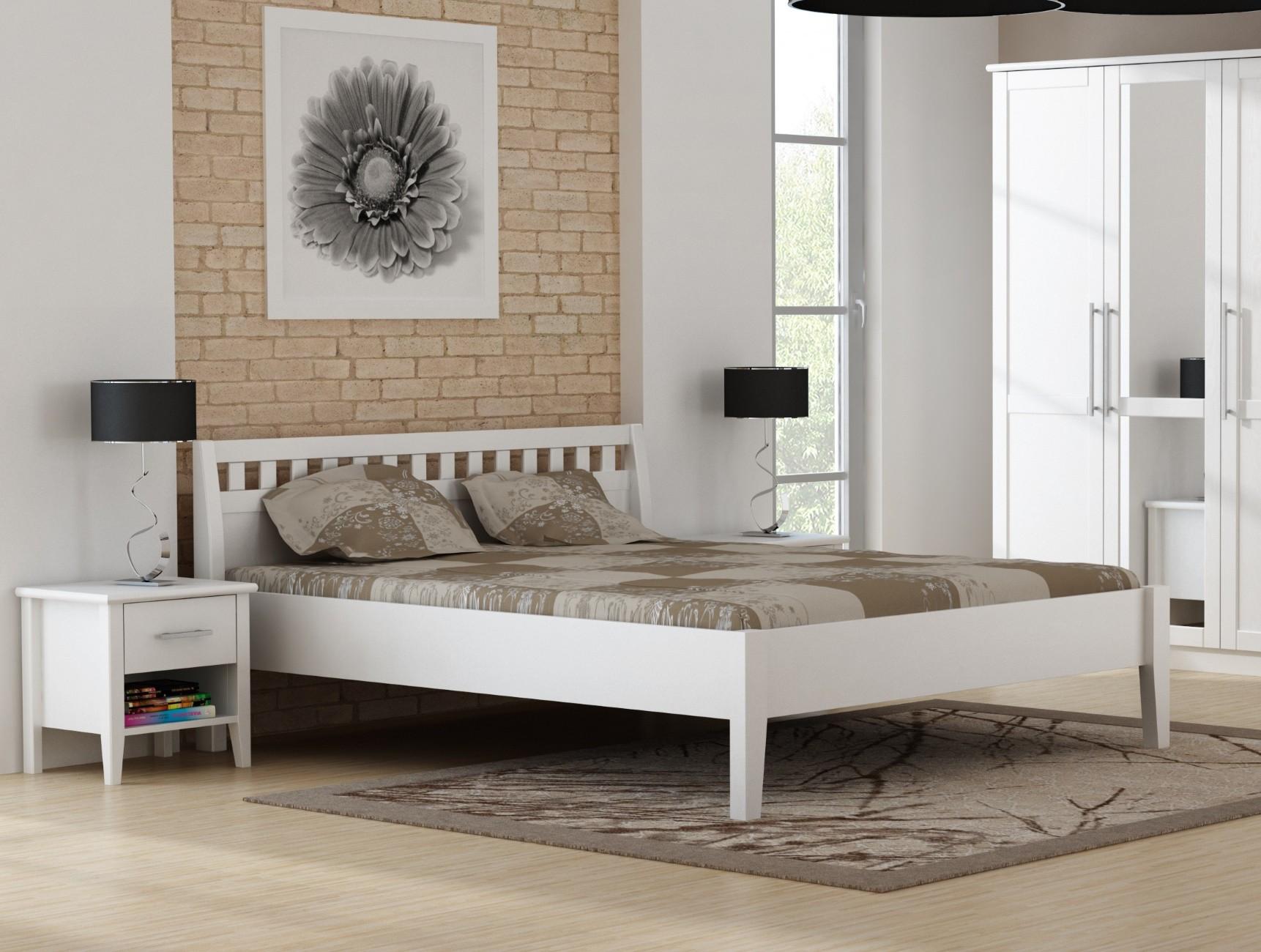 weiss gebeizt komfortbetten online kaufen mobel