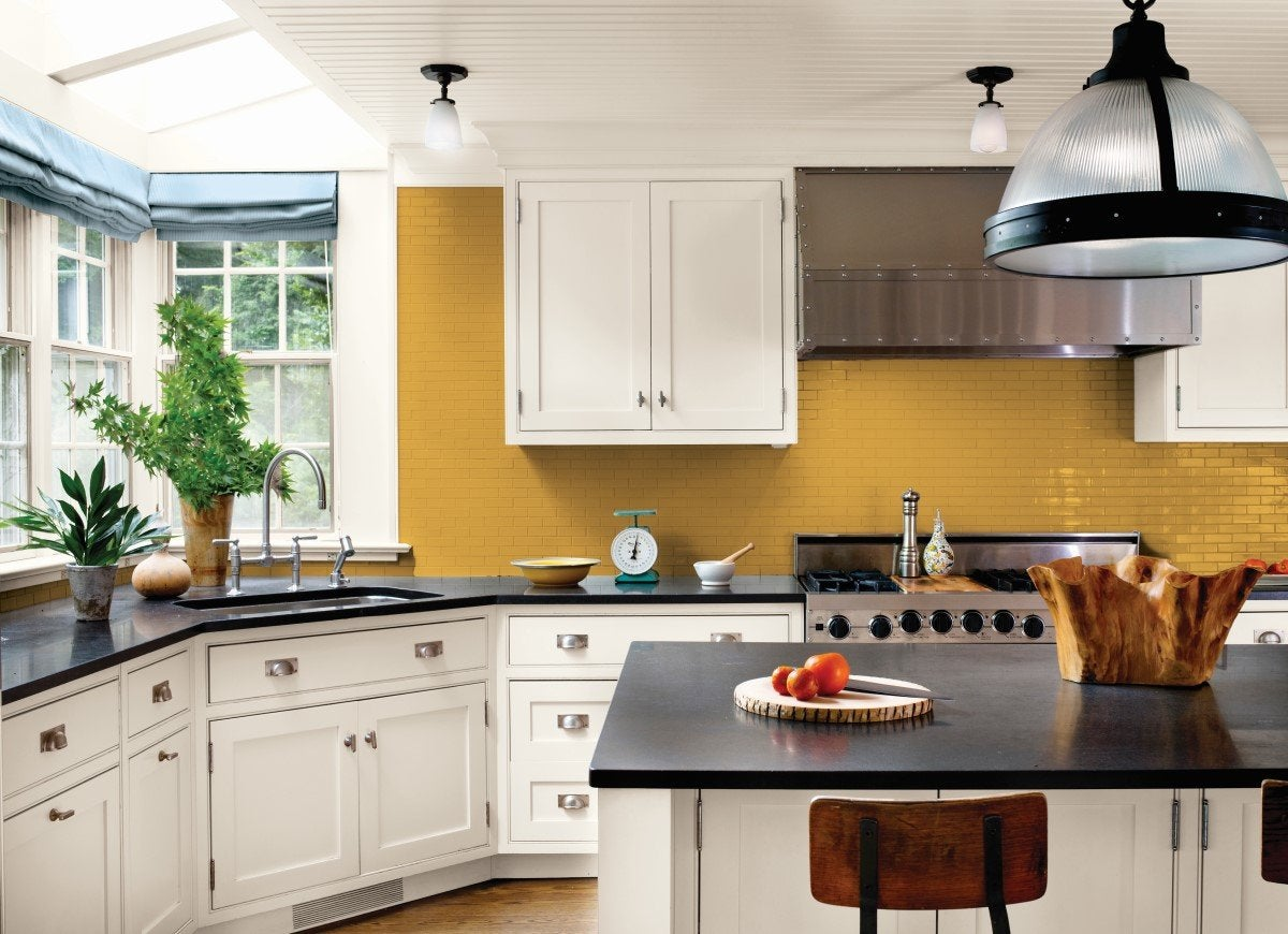 The Best Kitchen Paint Colors From Classic To Contemporary Bob Vila Bob Vila