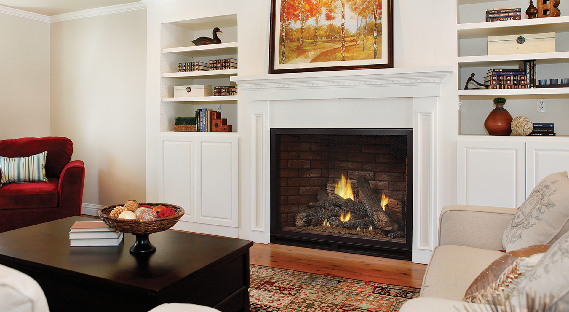 How Does A Vent Free Gas Fireplace Work Home Empire Comfort Systems