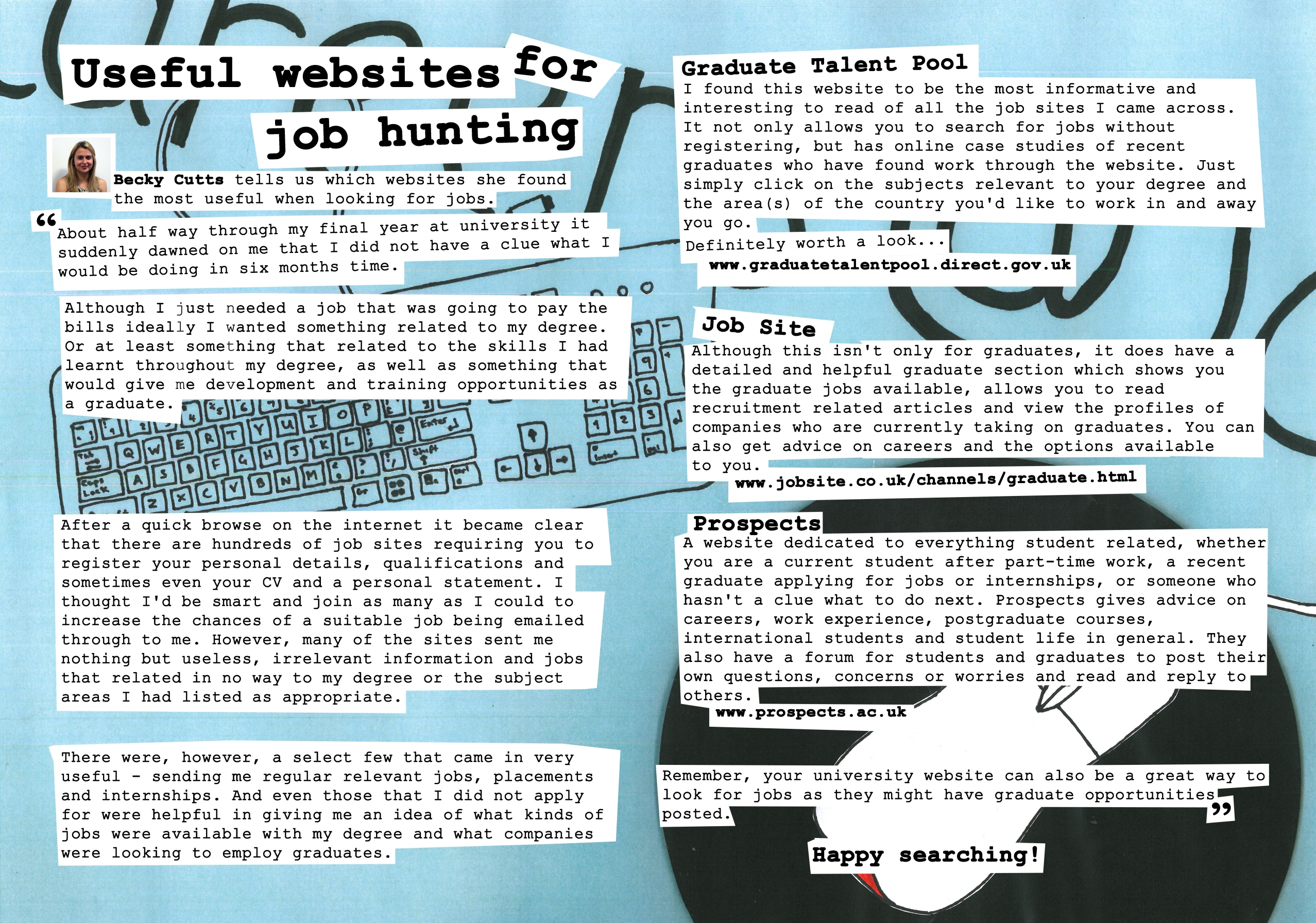 Job Seeking Websites - www.rockcup.tk