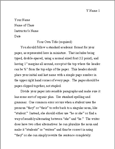 how do you write an essay in mla format sample resume medical