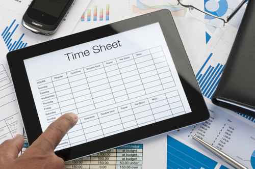 Online Time Clock Calculator - Employee Time Clock Systems