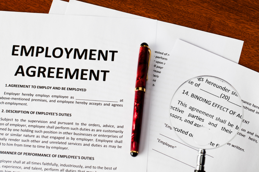How to Draft an Employment Contract-Express Terms That Should Be