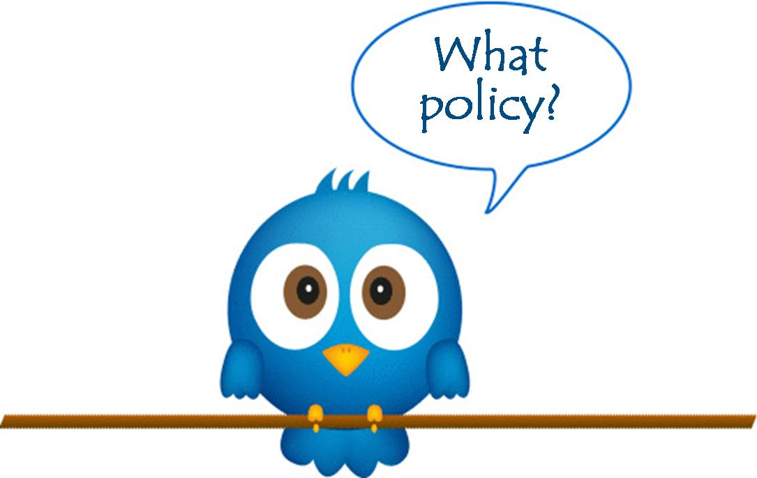 social media policy Employment Rights Ireland