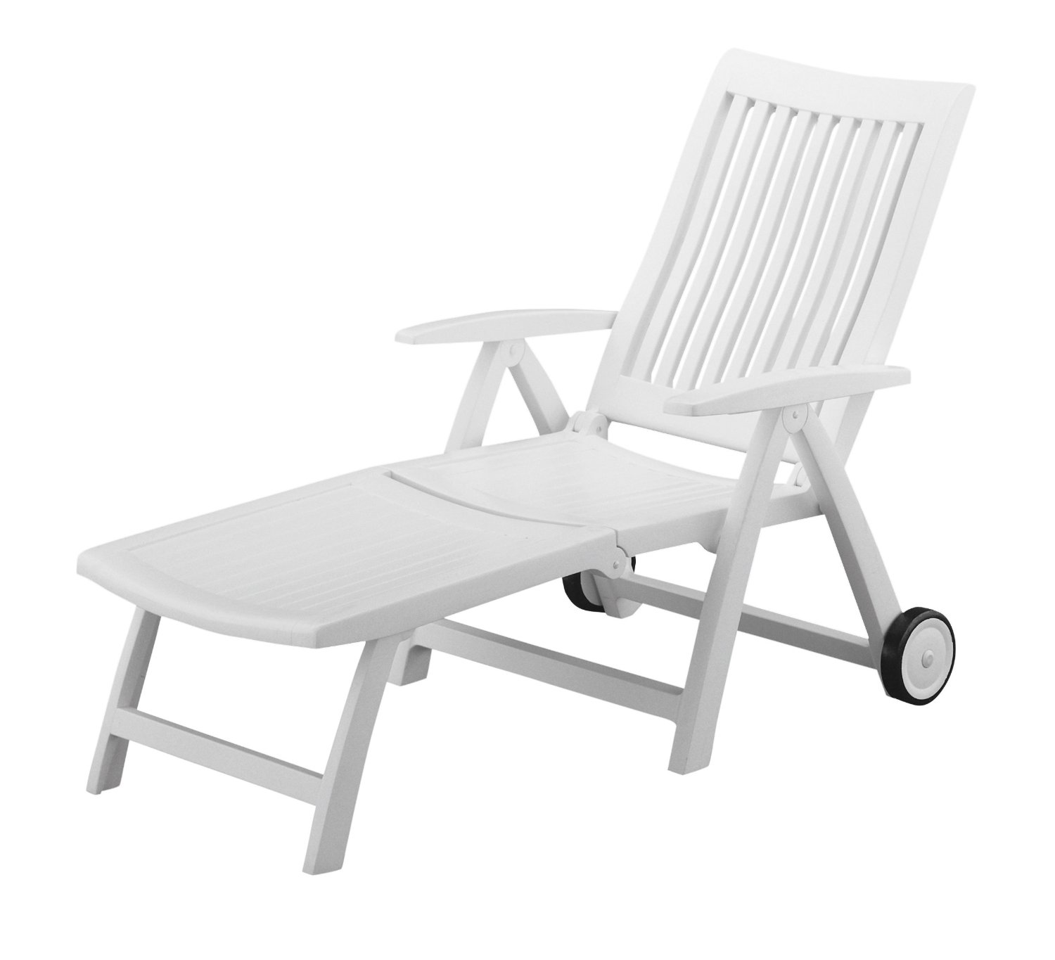 Kettler Lounge Kettler 1638 000 Roma Folding Chaise Outdoor Patio Furniture