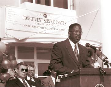 Twenty Years of the Empowerment Congress