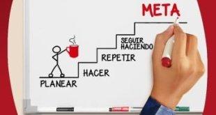 Consejos para alcanzar objetivos