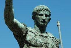 Lecciones de liderazgo de Julio César