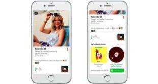 Spotify matcheó con Tinder